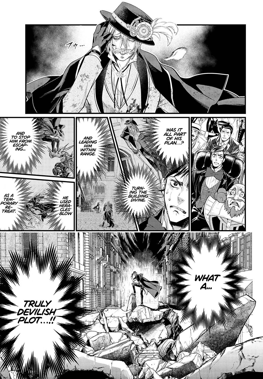 Shuumatsu no Valkyrie, Chapter 28 image 045