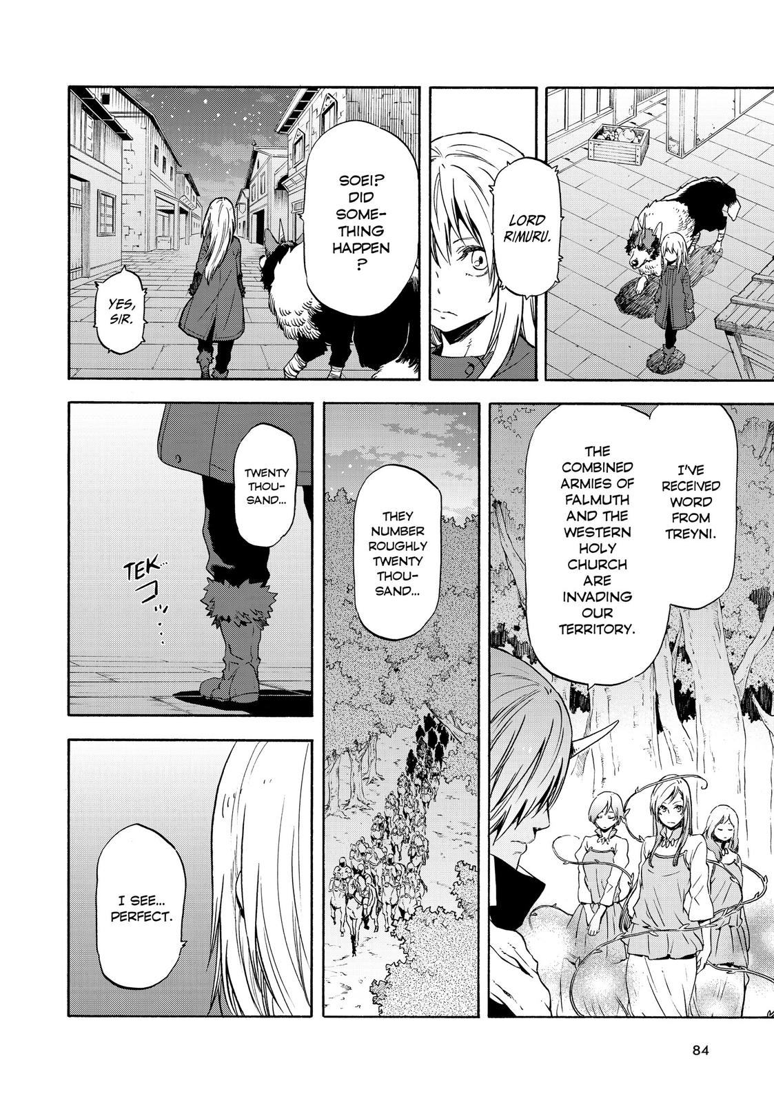 Tensei shitara Slime Datta Ken, Chapter 60 image 024