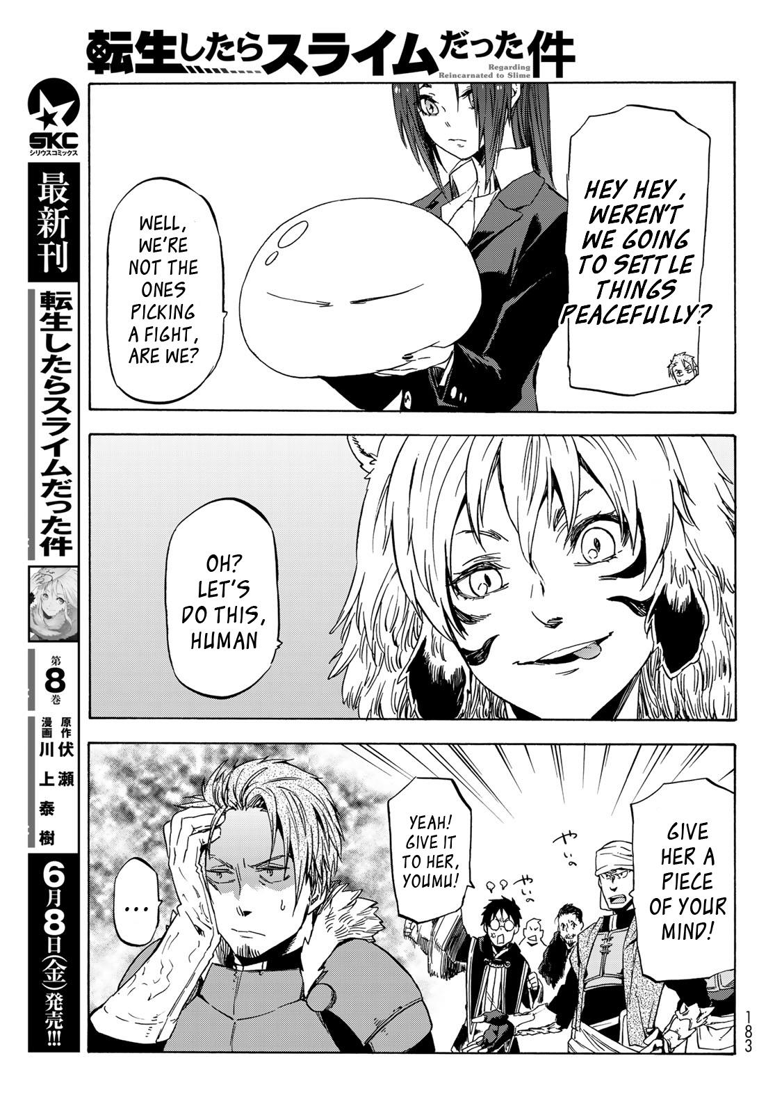 Tensei shitara Slime Datta Ken, Chapter 40 image 028