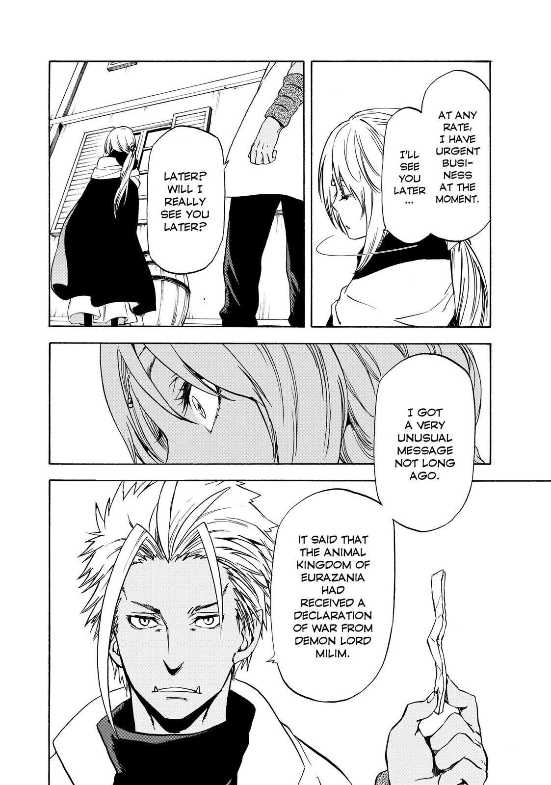 Tensei shitara Slime Datta Ken, Chapter 58 image 010