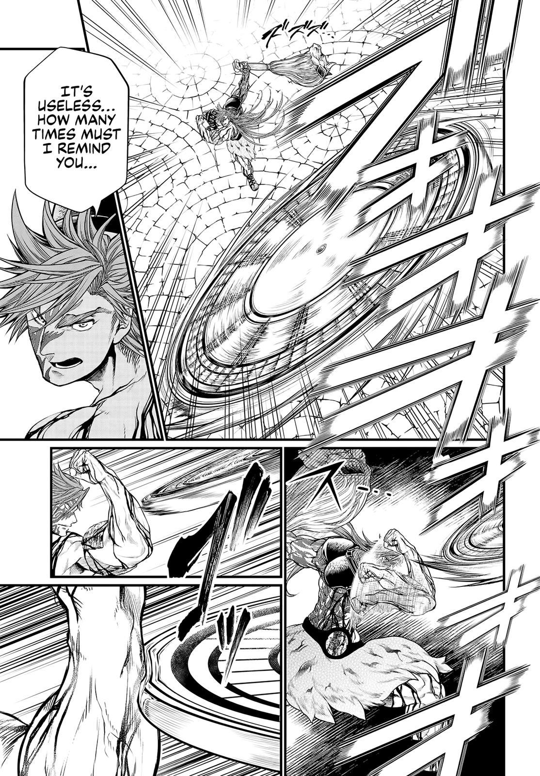 Shuumatsu no Valkyrie, Chapter 25 image 060