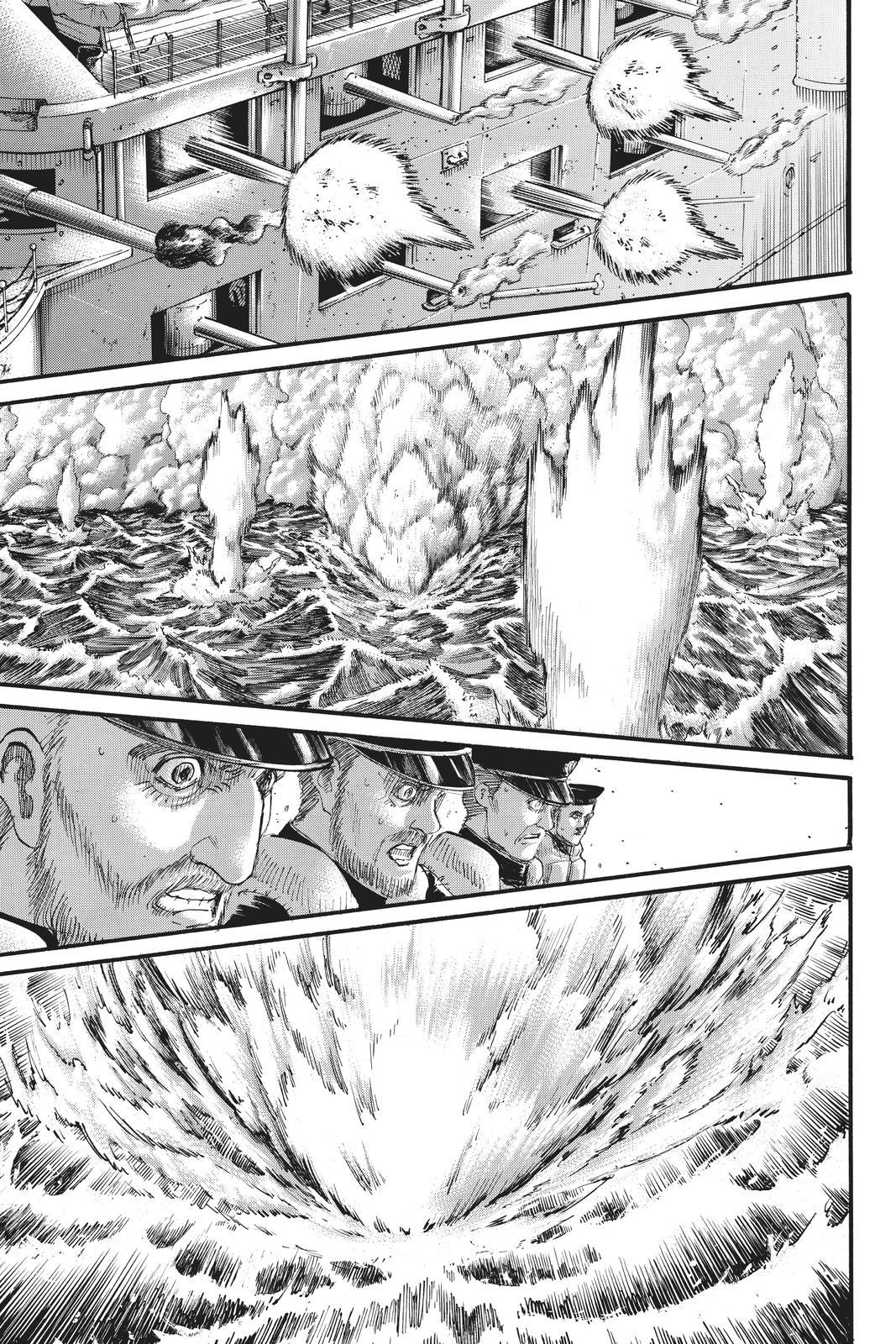 Attack On Titan, Episode 130 image 025