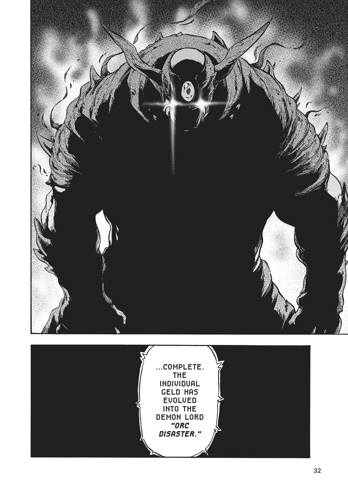 Tensei shitara Slime Datta Ken, Chapter 23 image 032