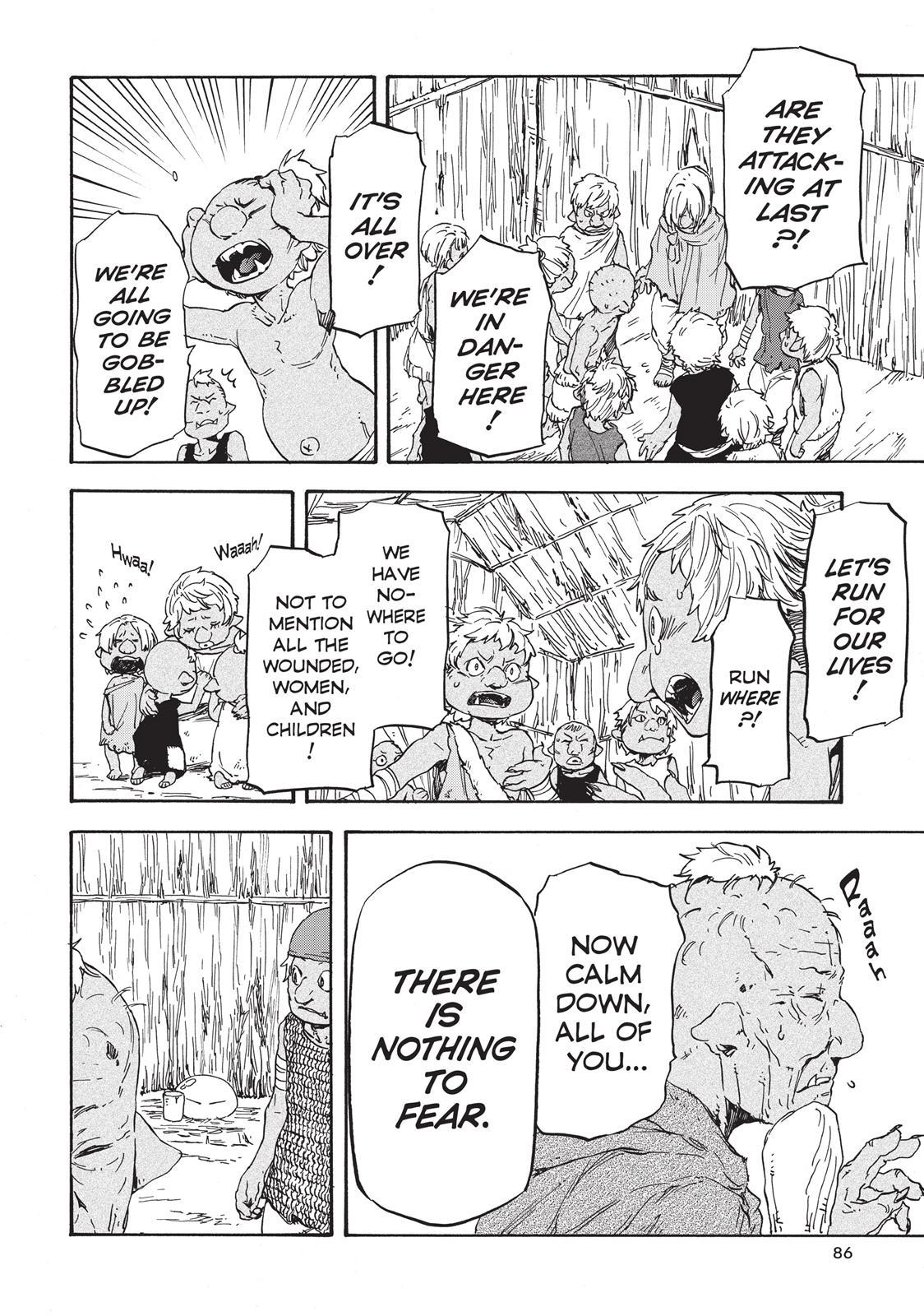 Tensei shitara Slime Datta Ken, Chapter 2 image 033