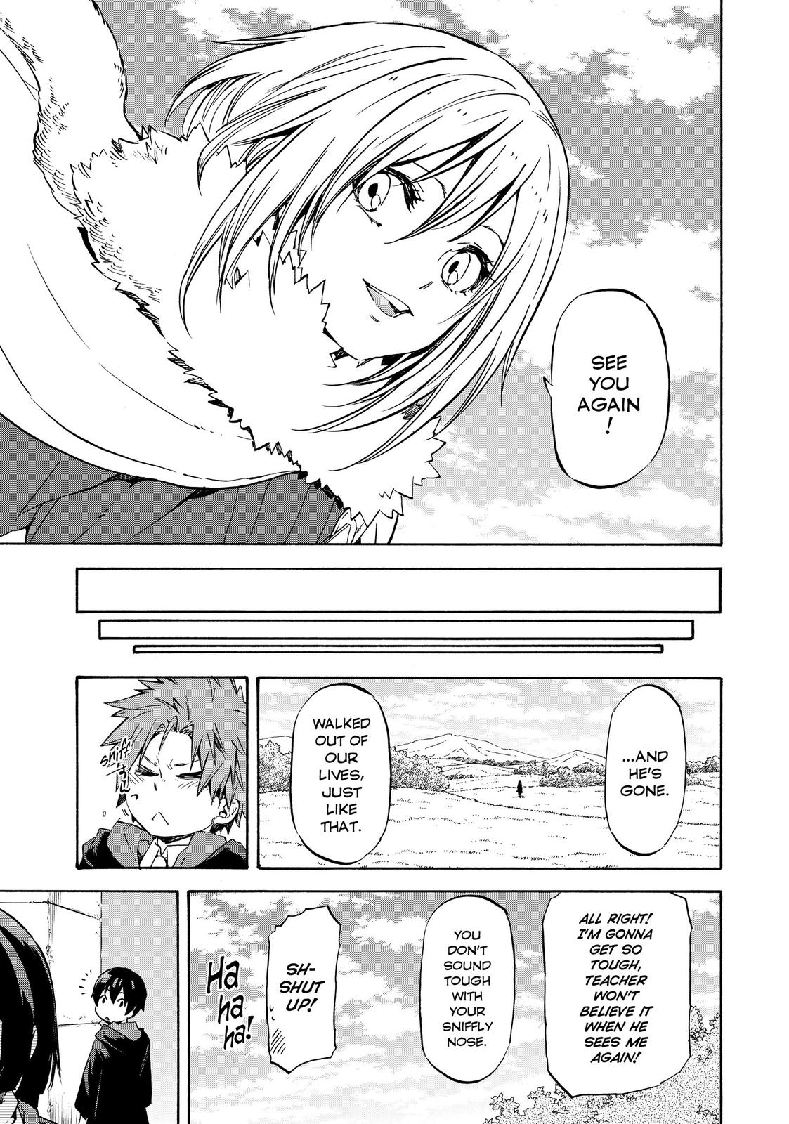 Tensei shitara Slime Datta Ken, Chapter 54 image 013