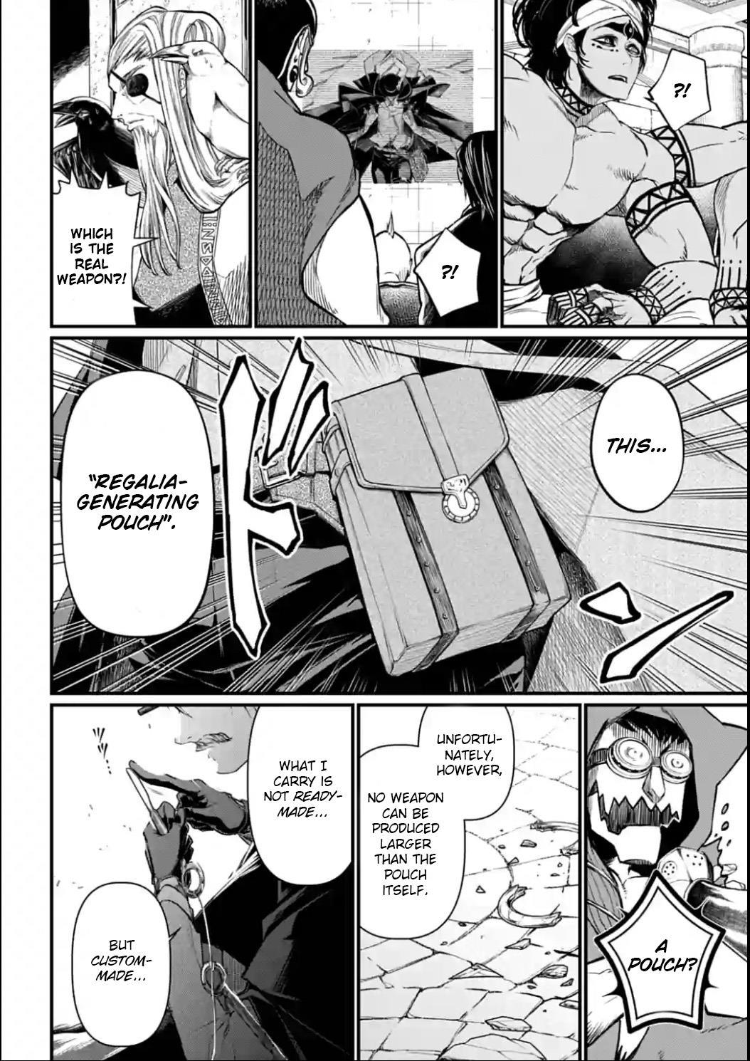 Shuumatsu no Valkyrie, Chapter 21 image 042