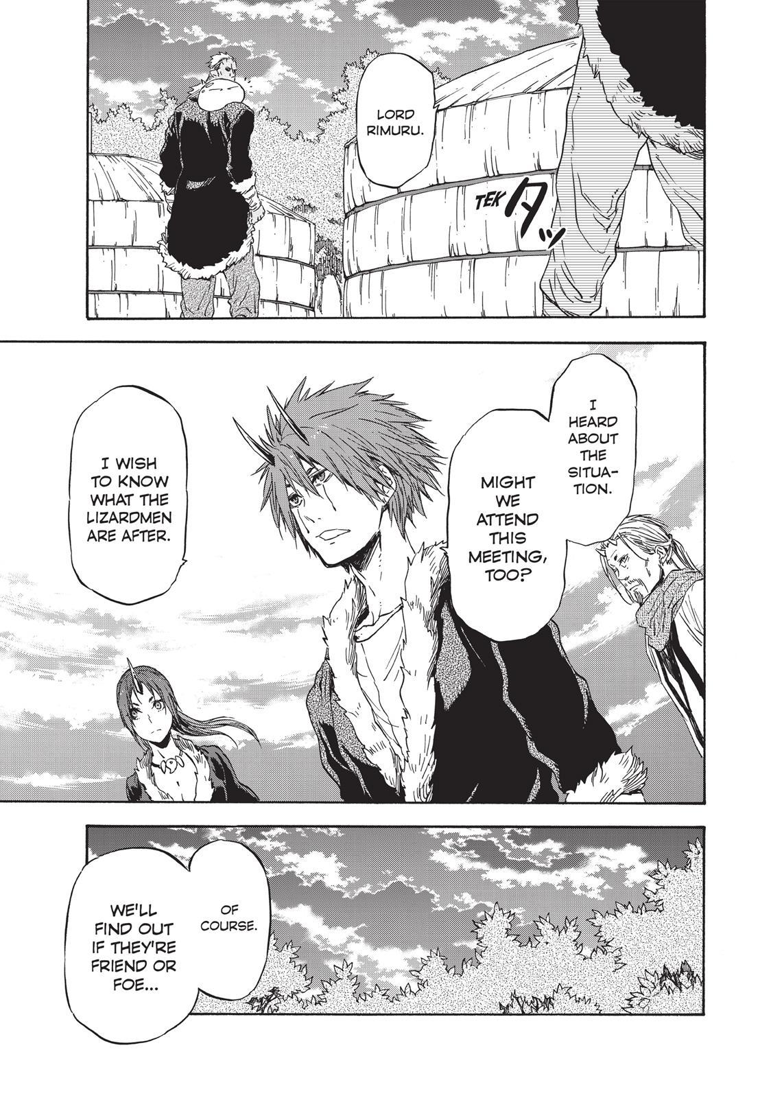 Tensei shitara Slime Datta Ken, Chapter 16 image 023