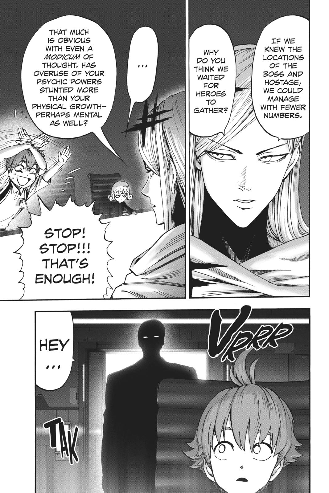 One-Punch Man, Chapter 95 image 019