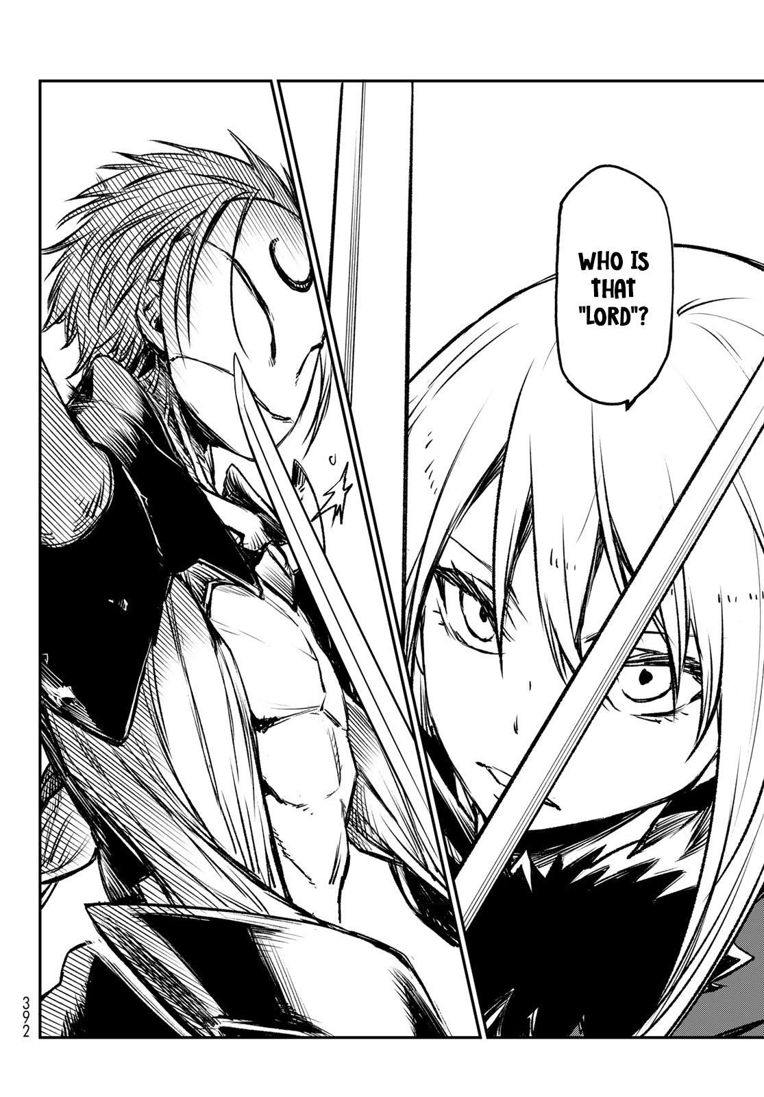 Tensei shitara Slime Datta Ken, Chapter 84 image 008