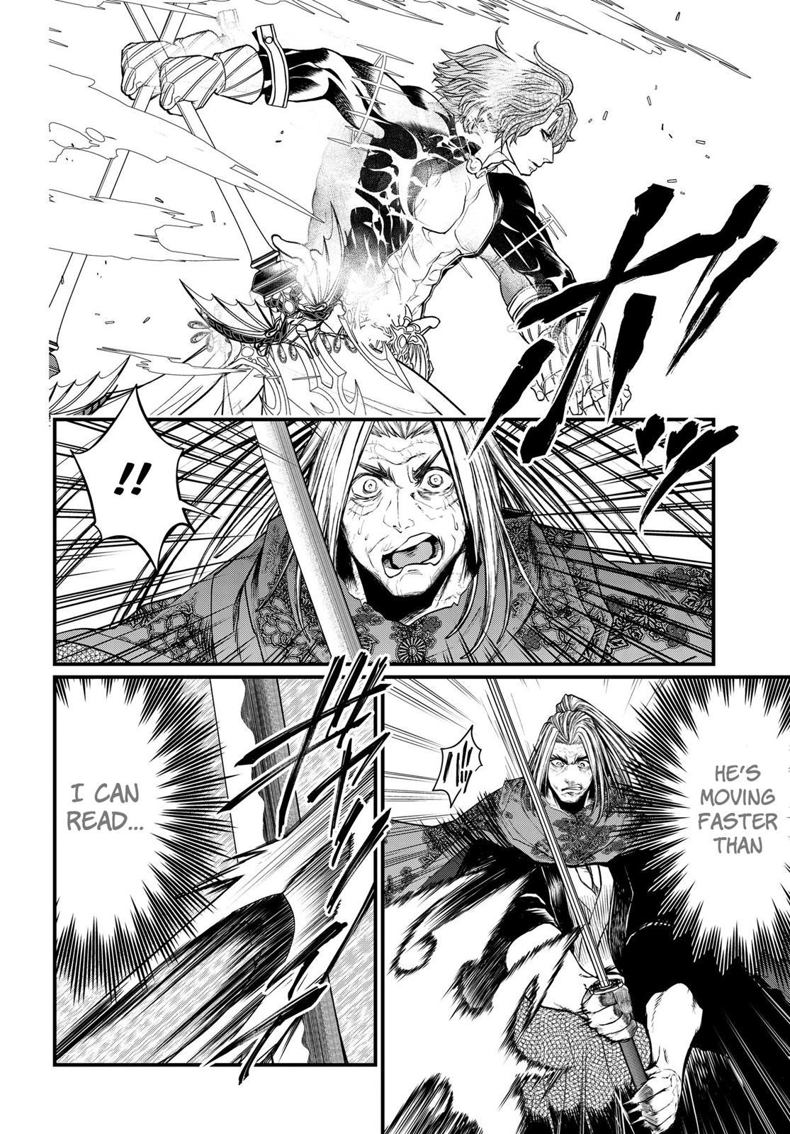 Shuumatsu no Valkyrie, Chapter 17 image 041