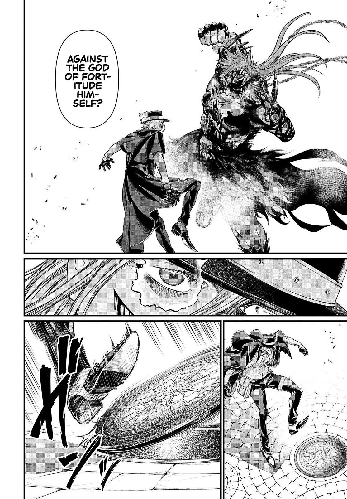 Shuumatsu no Valkyrie, Chapter 28 image 025