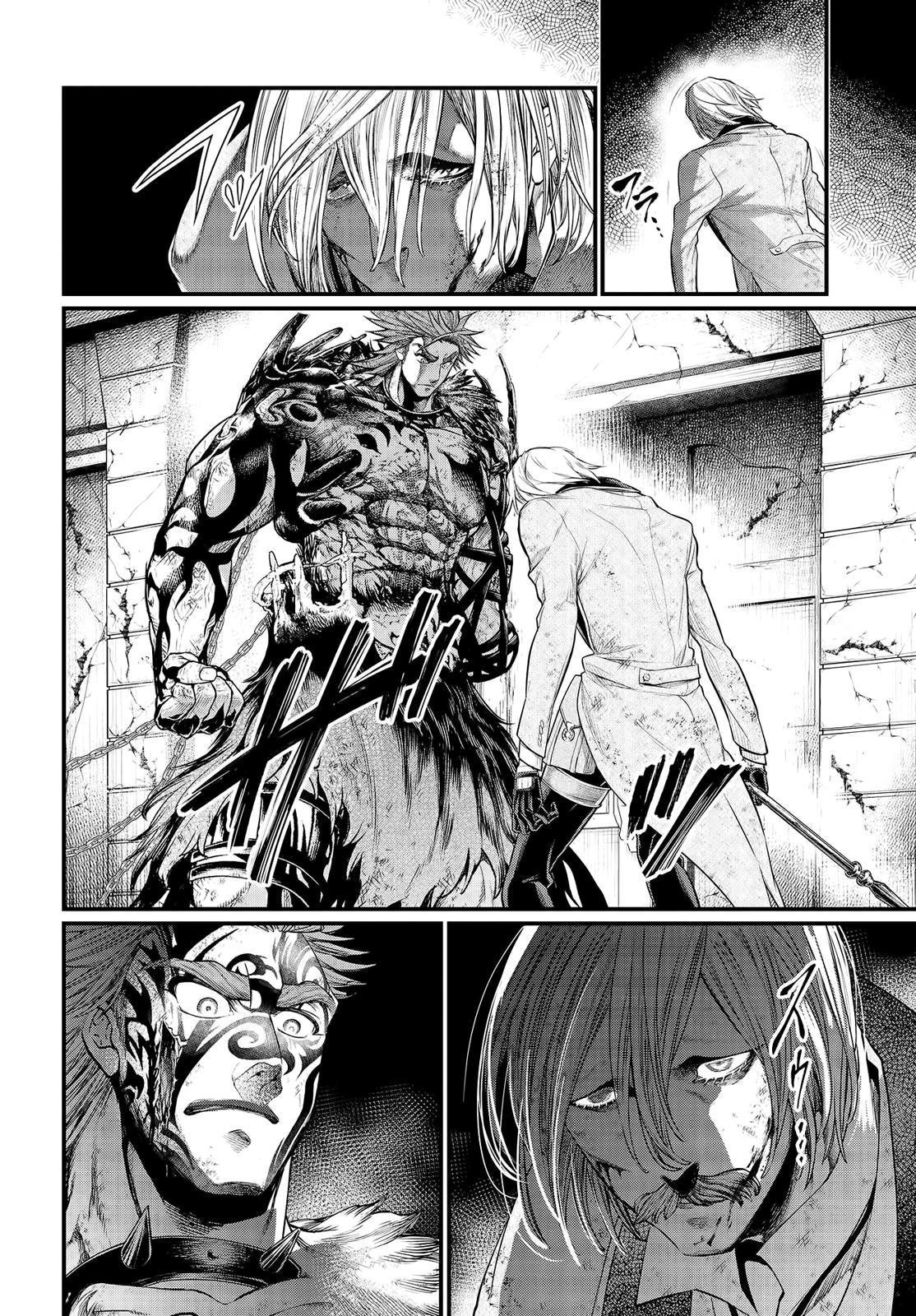 Shuumatsu no Valkyrie, Chapter 29 image 030