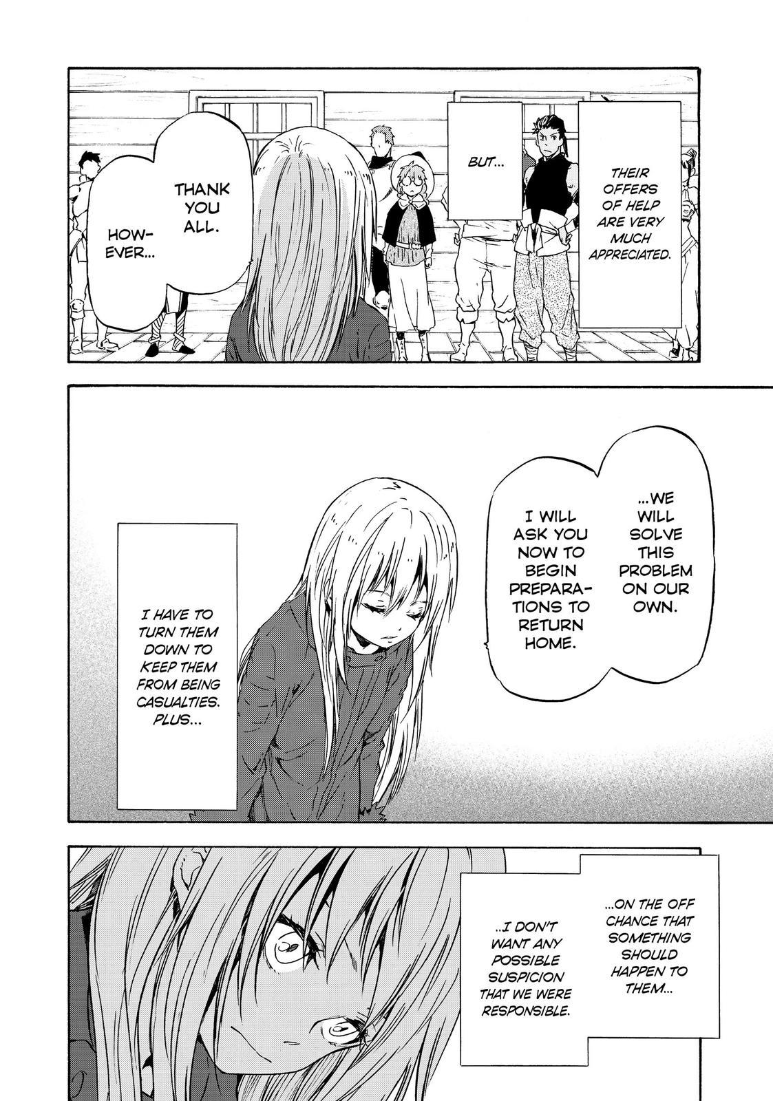 Tensei shitara Slime Datta Ken, Chapter 59 image 028