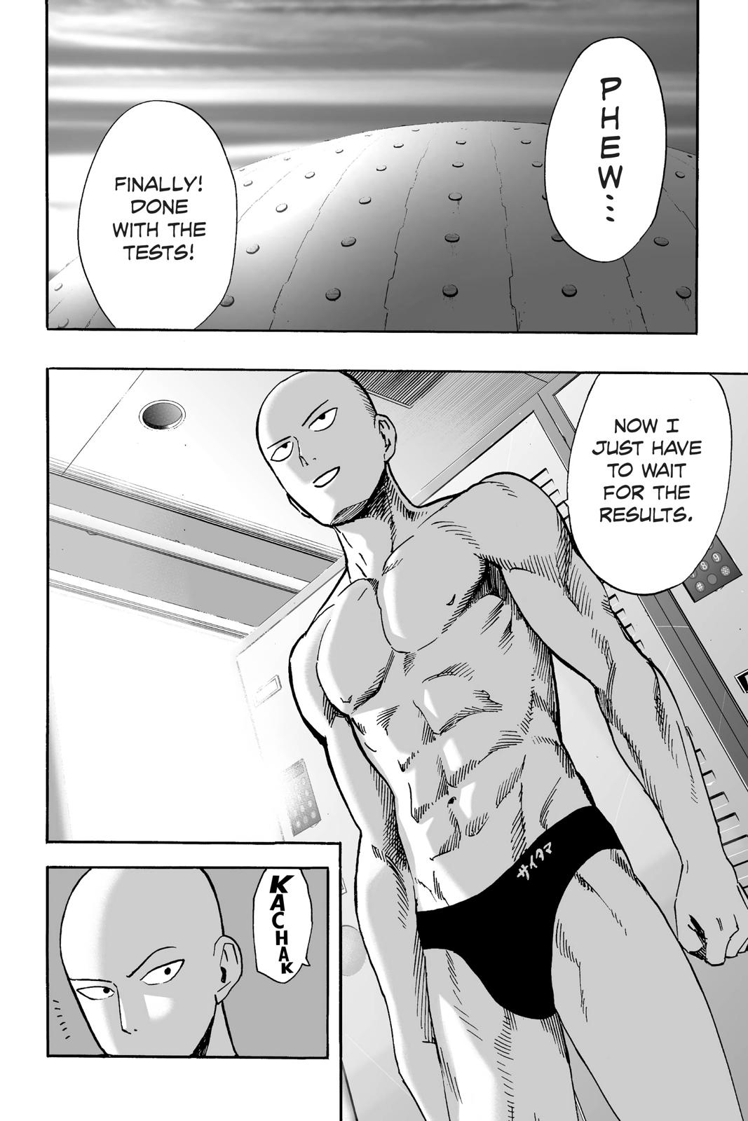 One-Punch Man, Chapter 16 image 012