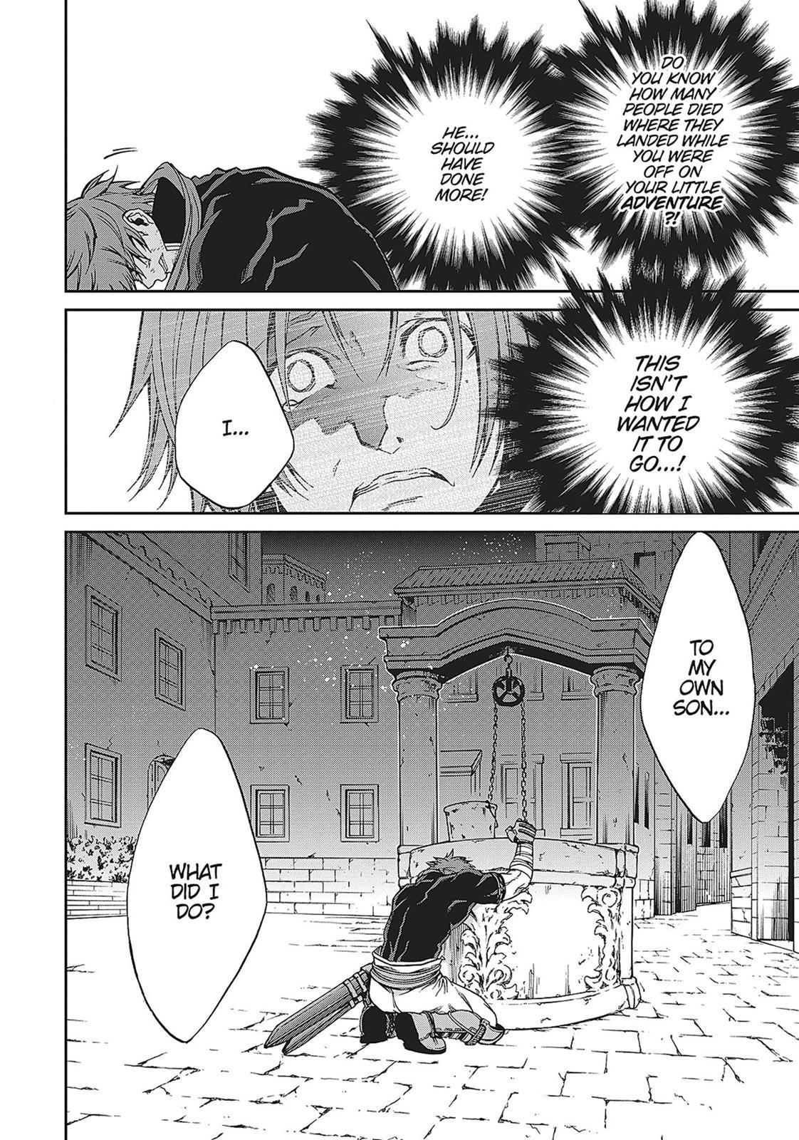 Mushoku Tensei, Chapter 35 image 040