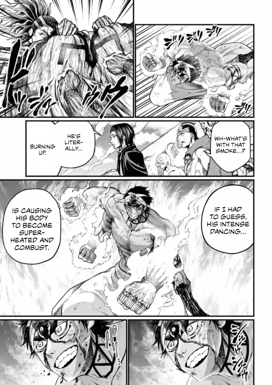 Shuumatsu no Valkyrie, Chapter 38 image 026