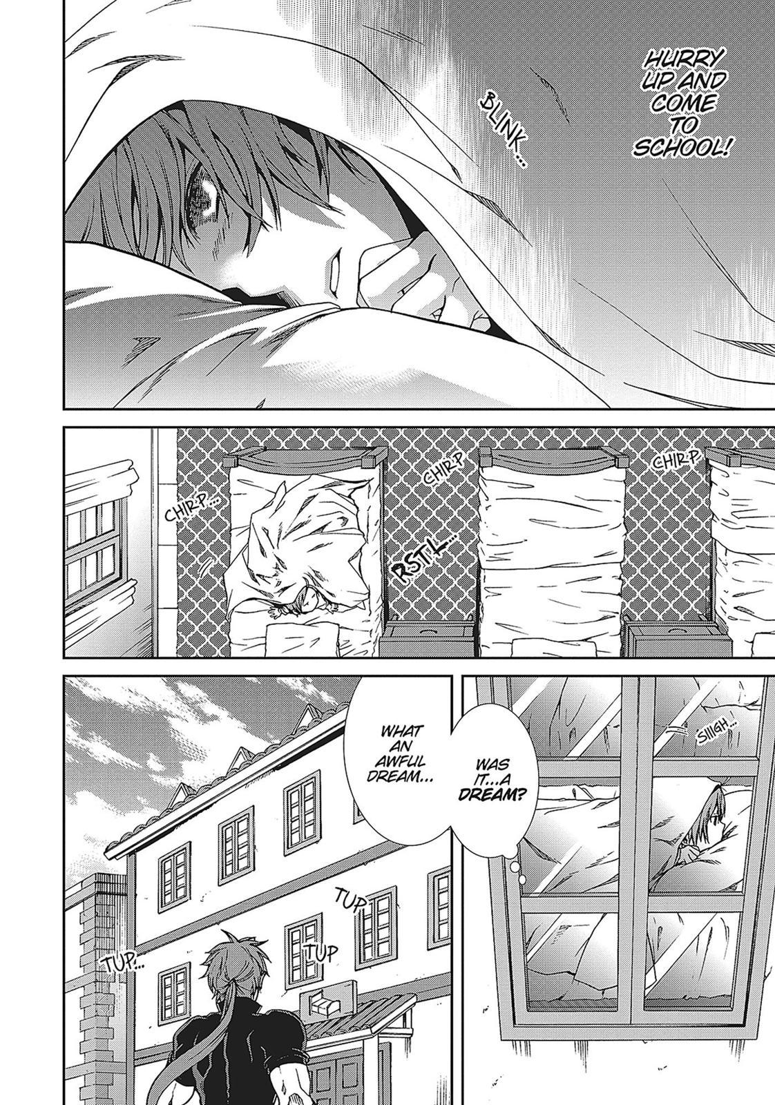 Mushoku Tensei, Chapter 36 image 002
