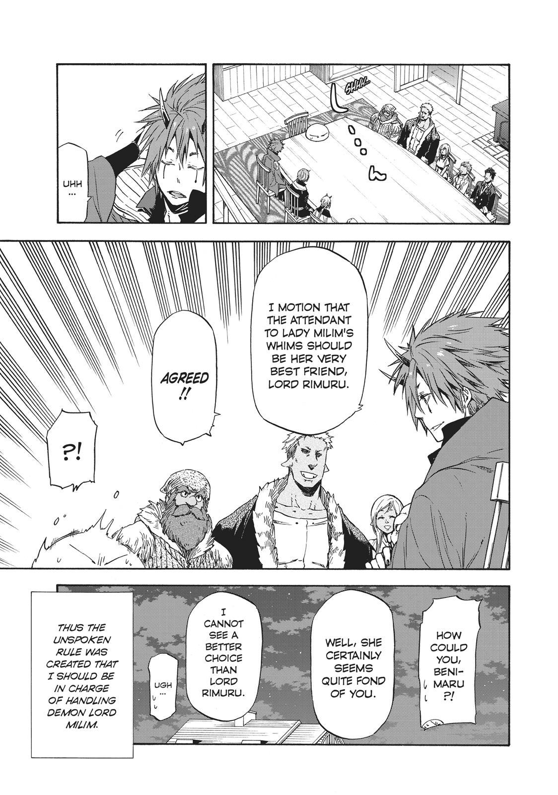 Tensei shitara Slime Datta Ken, Chapter 32 image 019