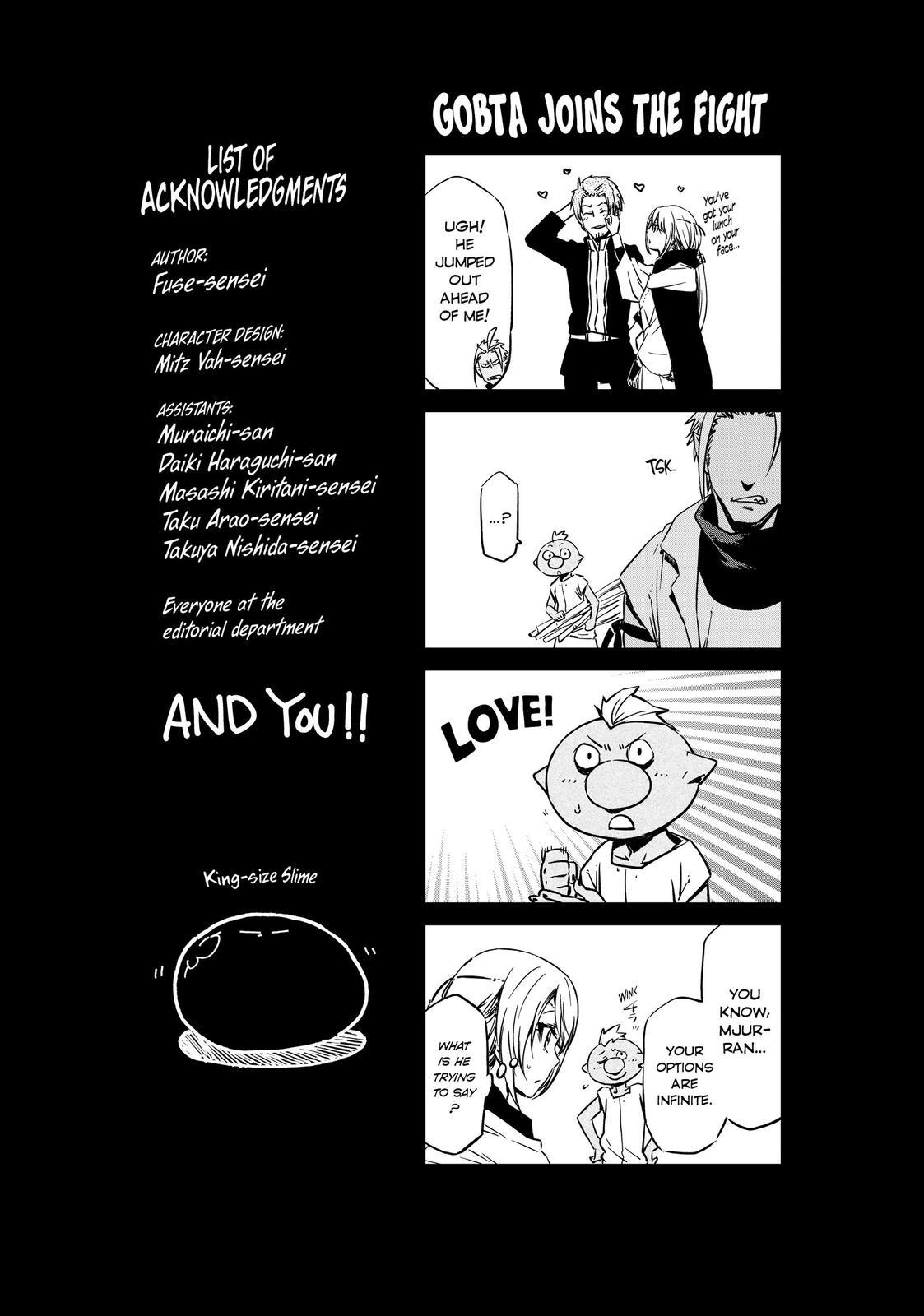 Tensei shitara Slime Datta Ken, Chapter 58.5 image 014