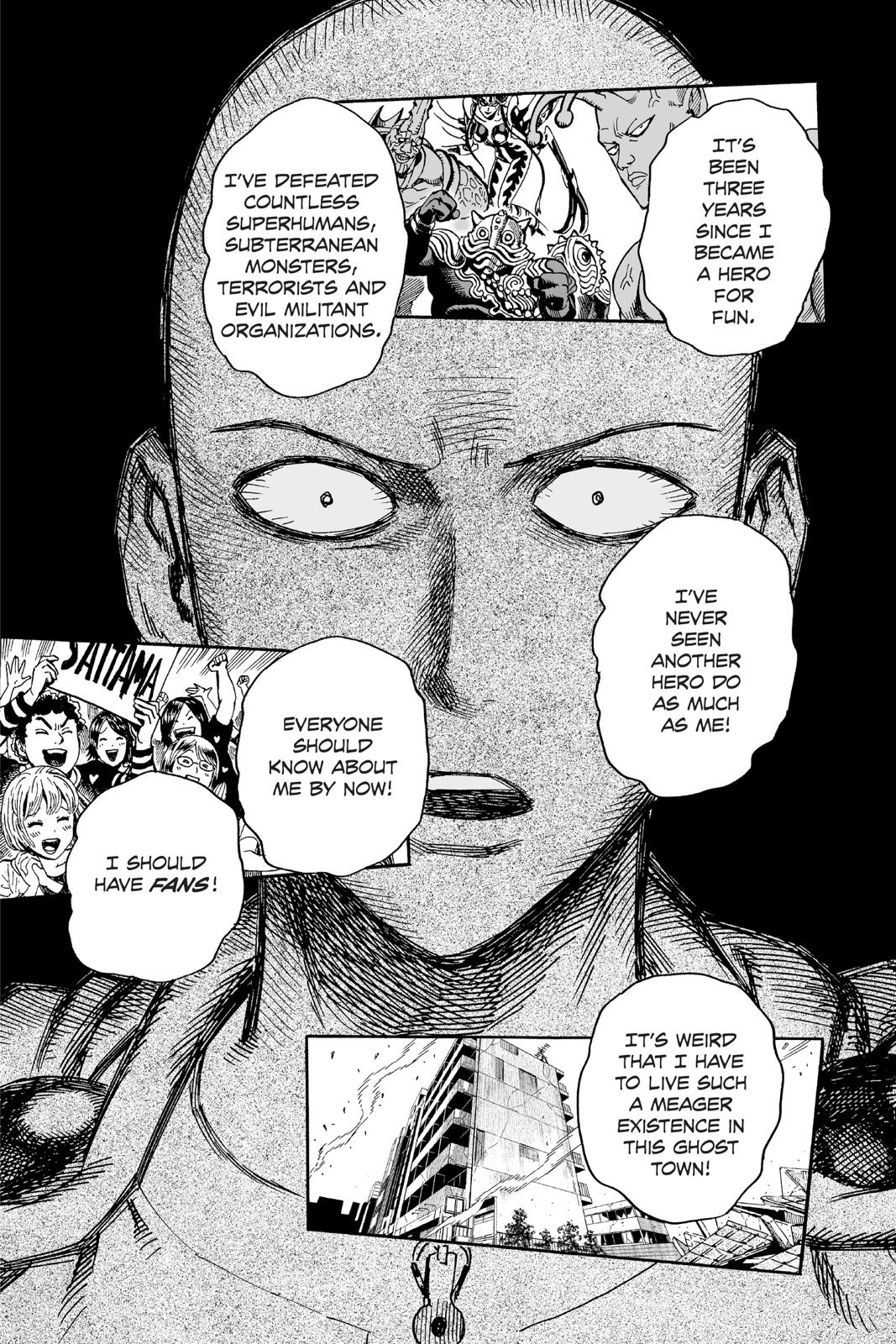 One-Punch Man, Chapter 15 image 012