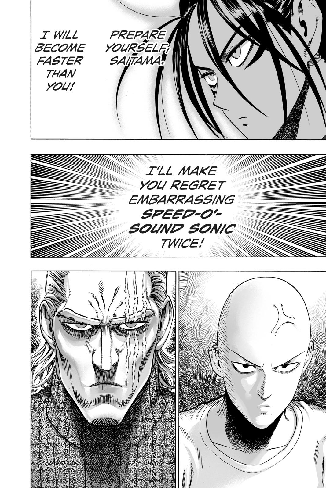 One-Punch Man, Chapter 41 image 029
