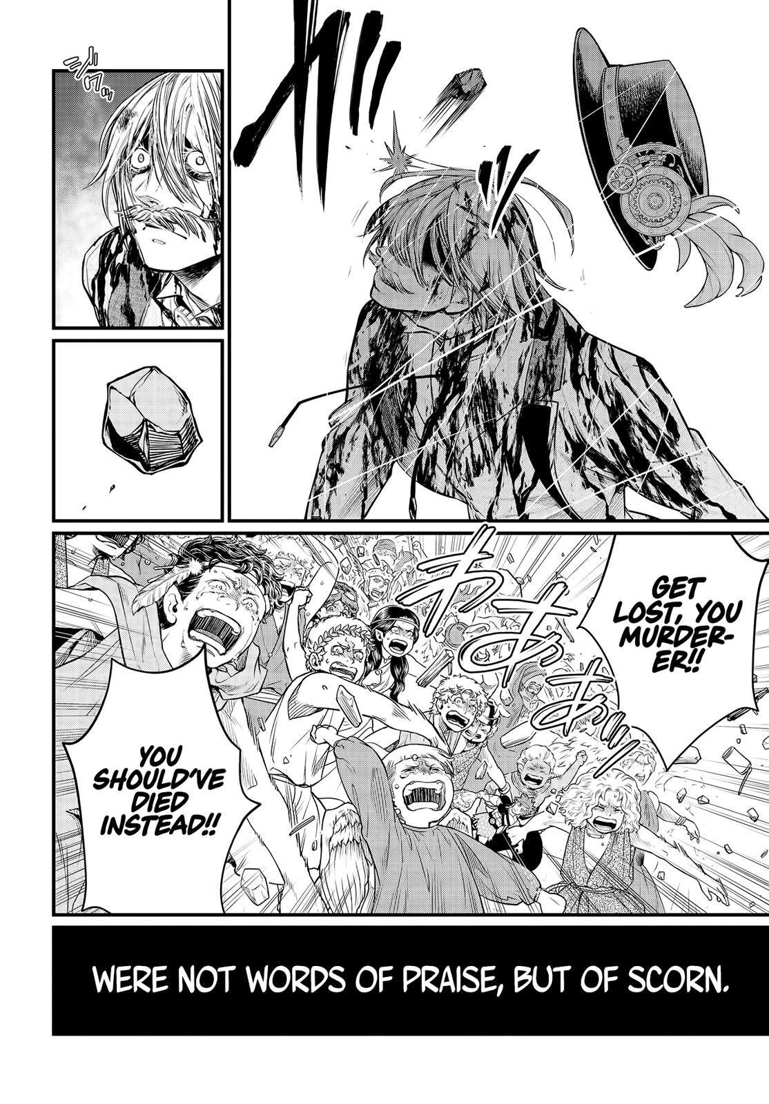 Shuumatsu no Valkyrie, Chapter 30 image 013