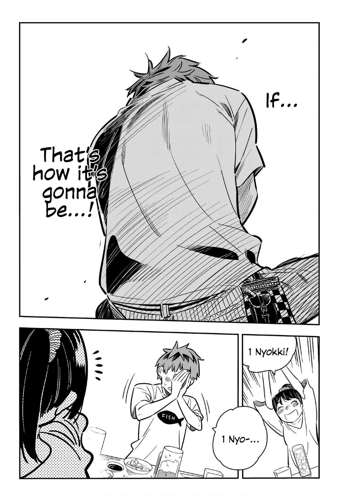 Kanojo Okarishimasu, Chapter 72 image 015