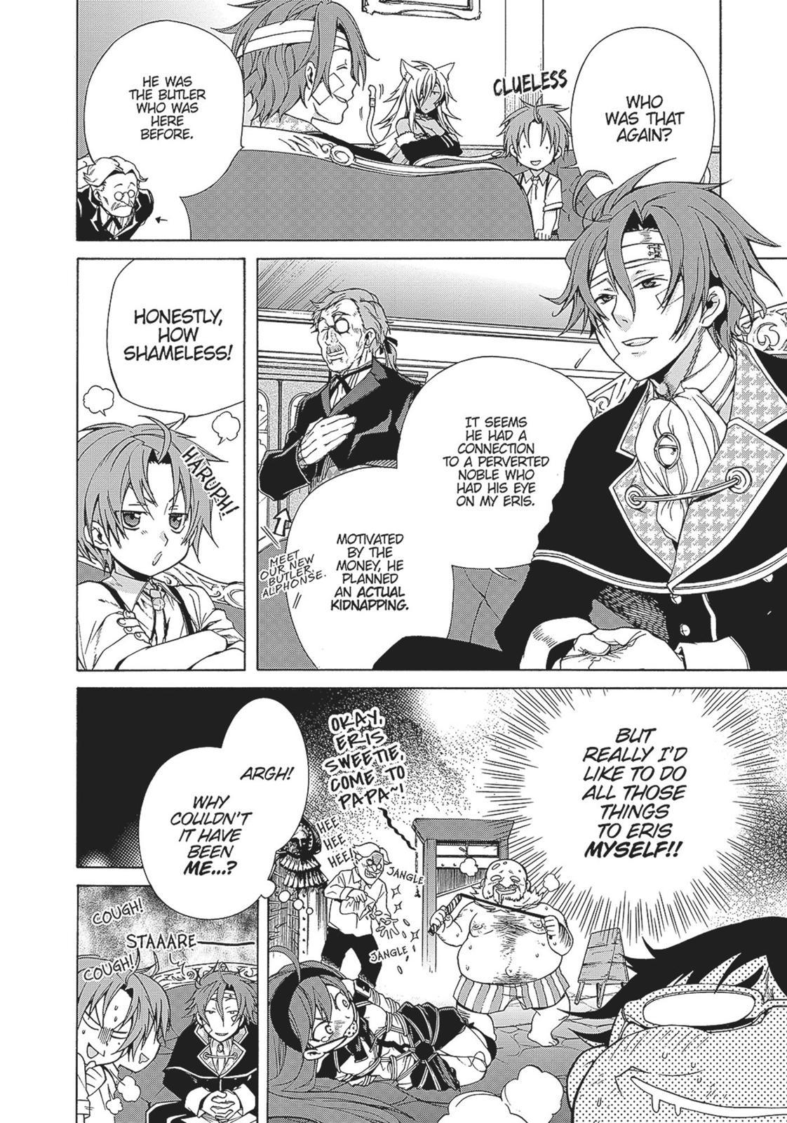 Mushoku Tensei, Chapter 9 image 003