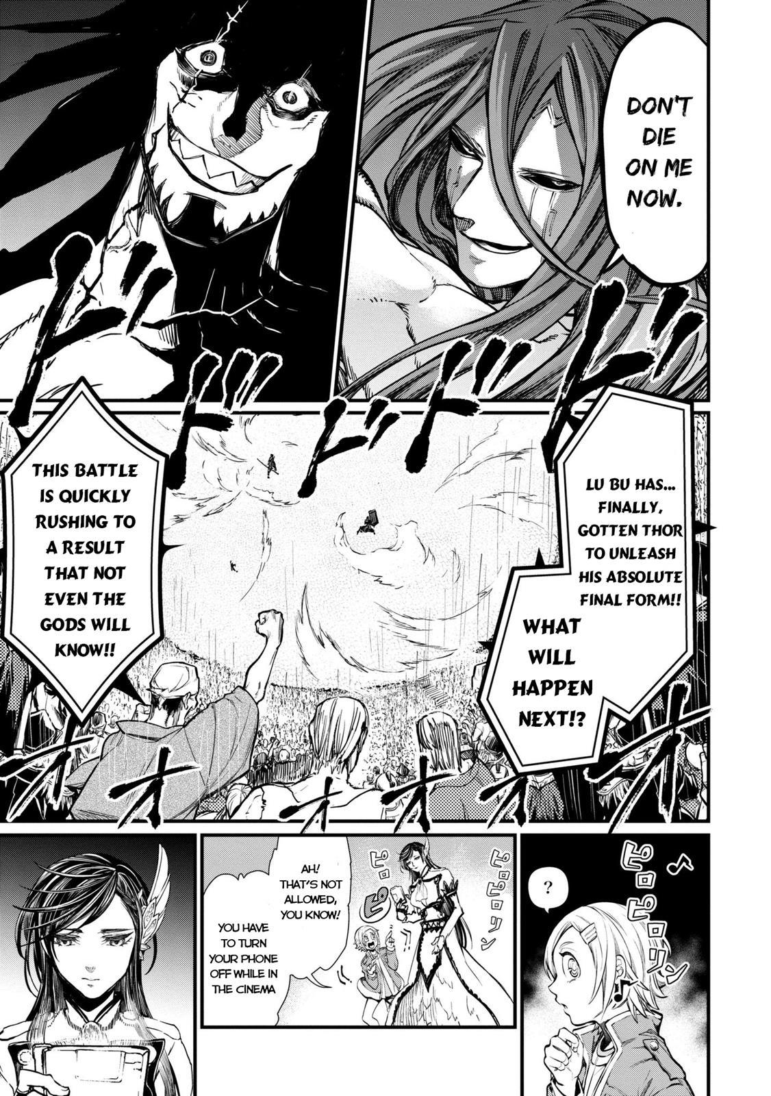 Shuumatsu no Valkyrie, Chapter 4 image 024
