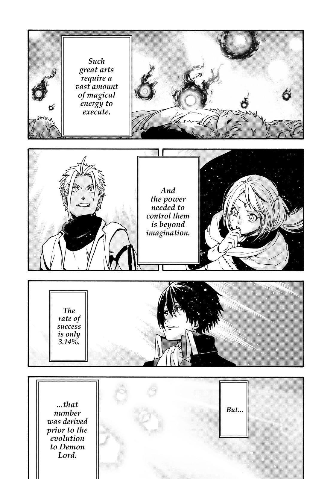 Tensei shitara Slime Datta Ken, Chapter 68 image 045