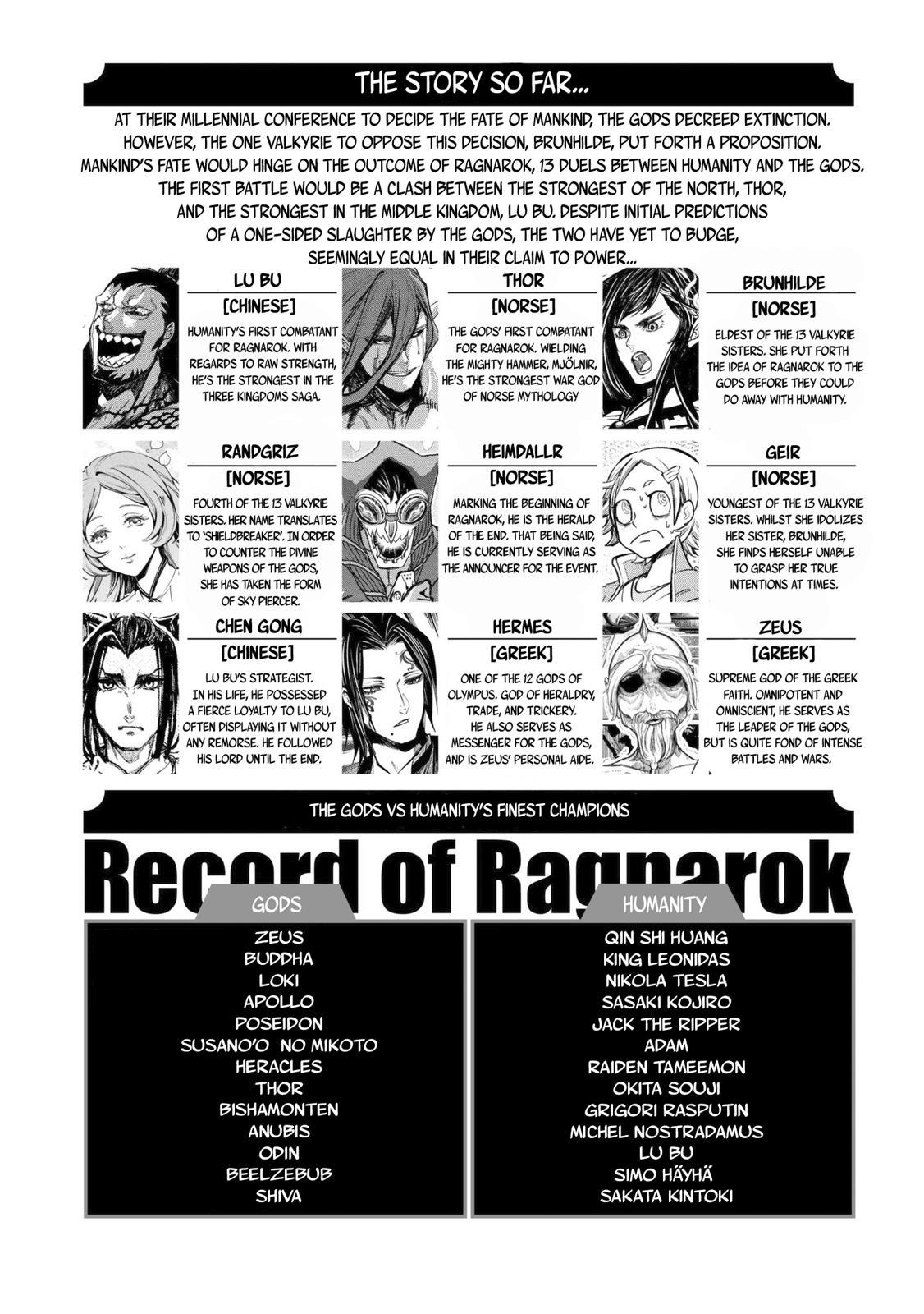 Shuumatsu no Valkyrie, Chapter 5 image 005