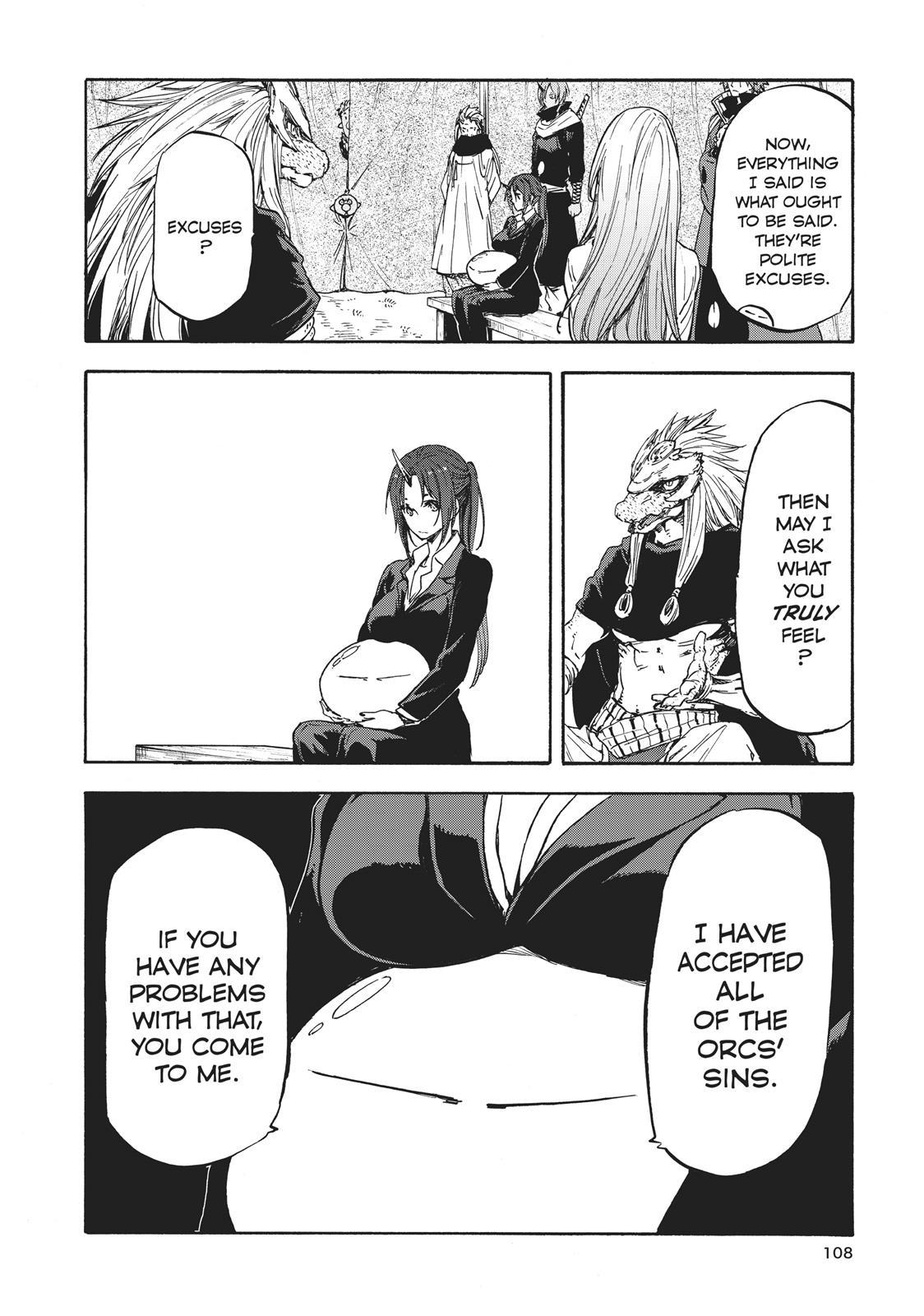 Tensei shitara Slime Datta Ken, Chapter 26 image 008