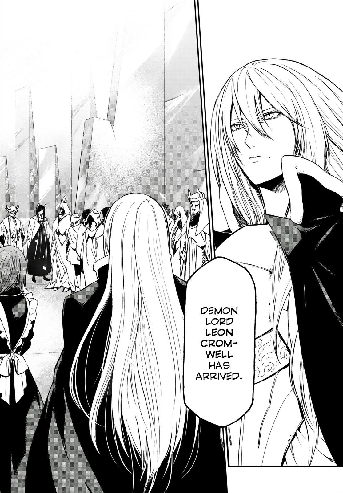 Tensei shitara Slime Datta Ken, Chapter 76 image 014