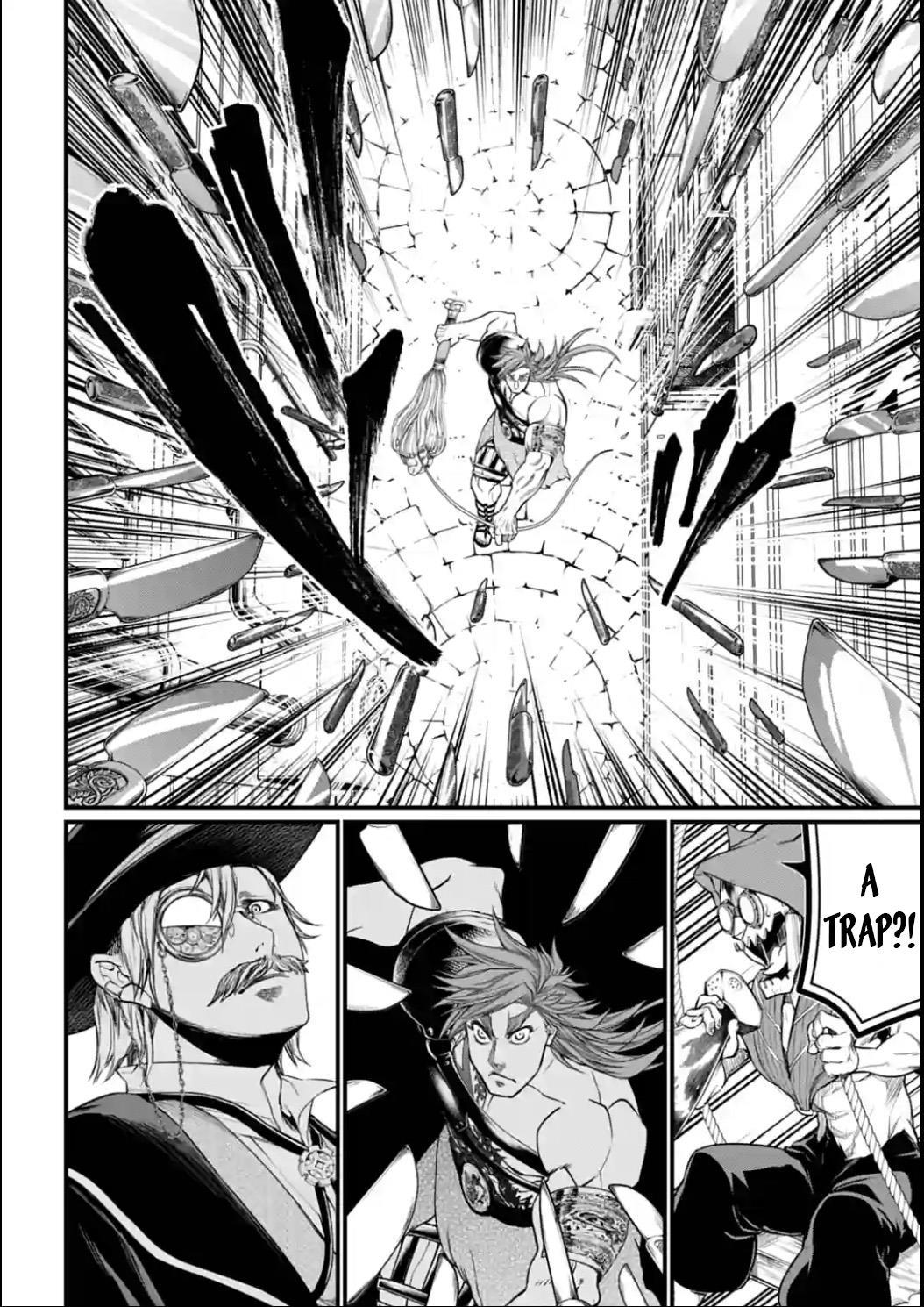 Shuumatsu no Valkyrie, Chapter 21 image 022