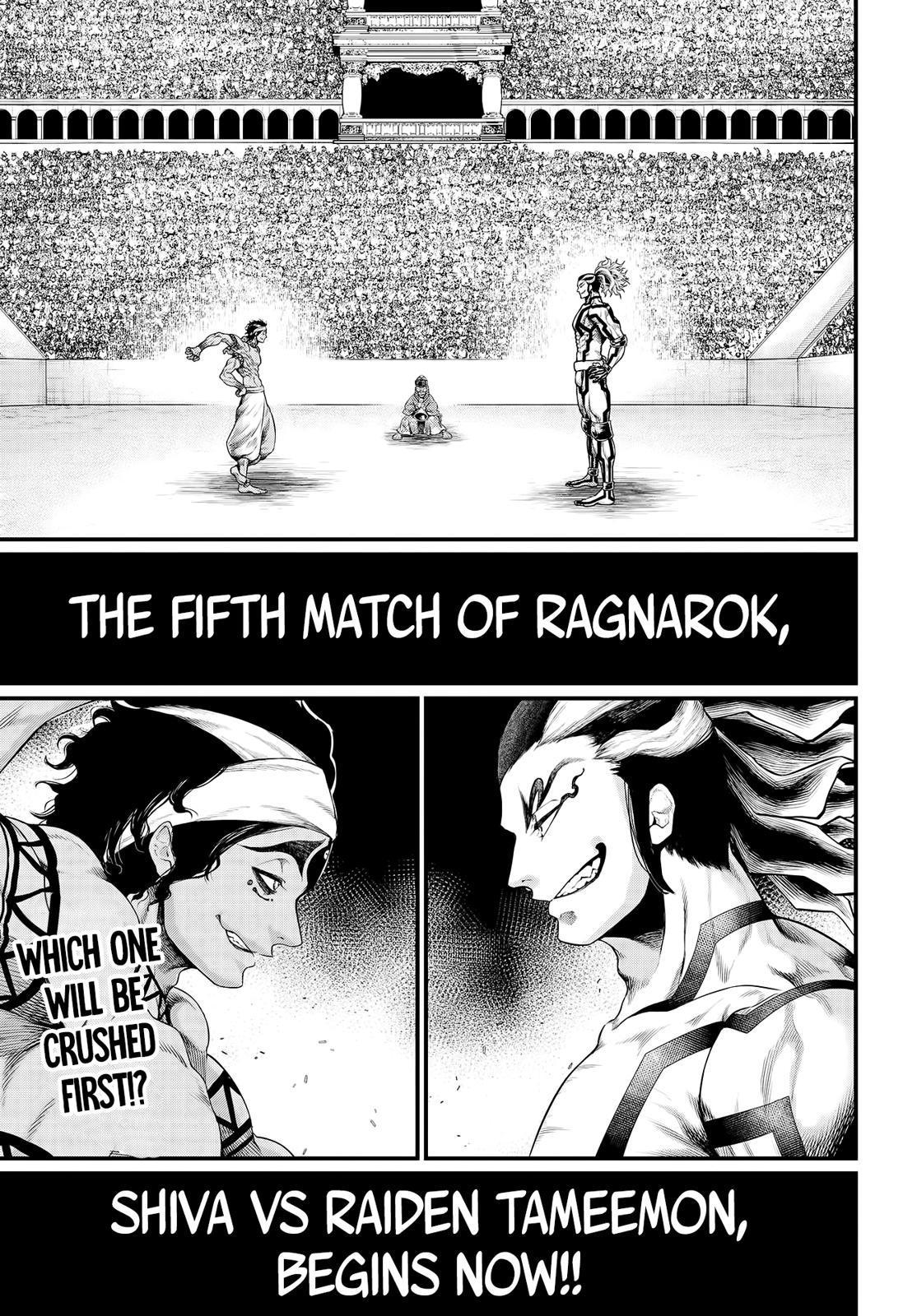 Shuumatsu no Valkyrie, Chapter 31 image 044