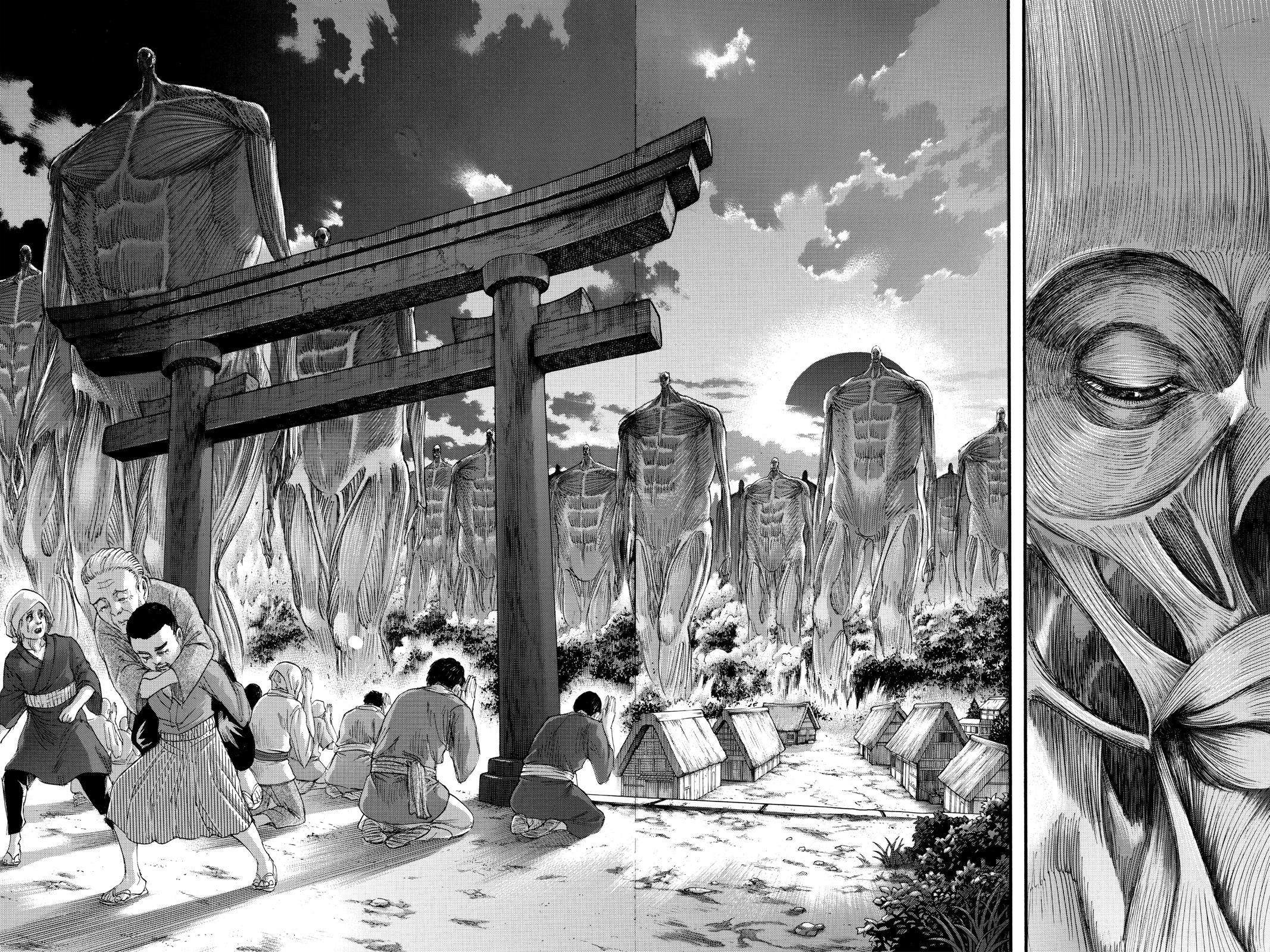 Attack On Titan, Episode 134 image 004