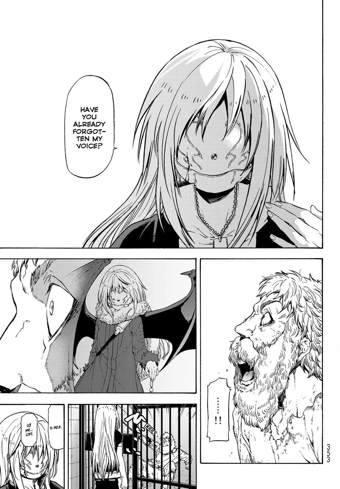 Tensei shitara Slime Datta Ken, Chapter 73 image 039