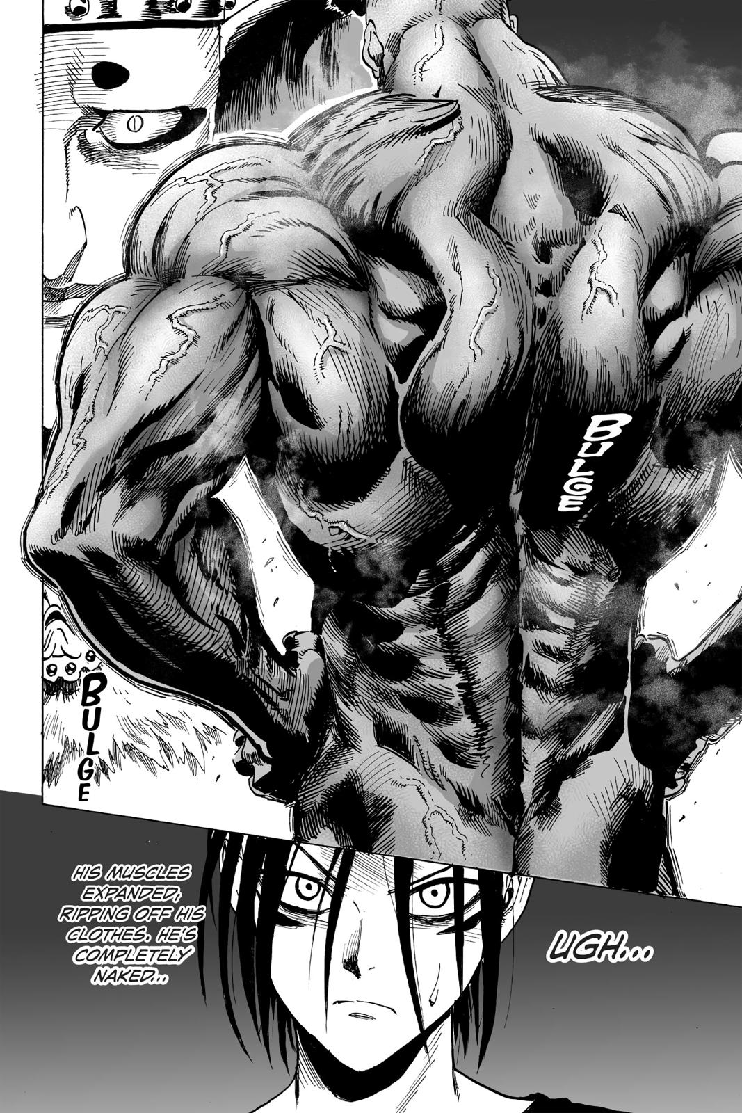 One-Punch Man, Chapter 25 image 020