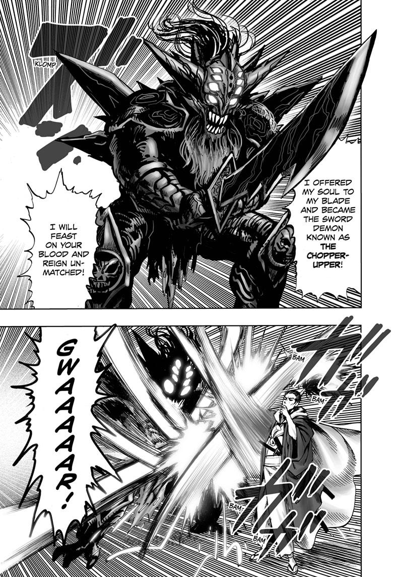 One-Punch Man, Chapter 108 image 008
