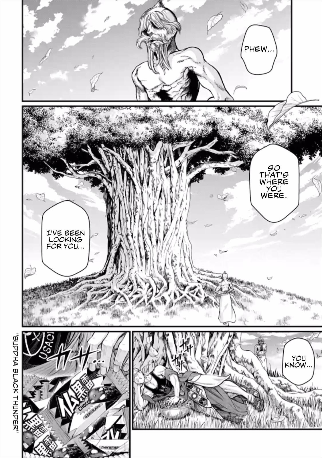 Shuumatsu no Valkyrie, Chapter 42 image 023