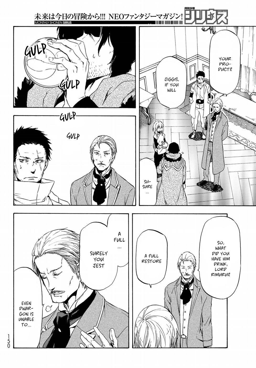 Tensei shitara Slime Datta Ken, Chapter 45 image 019
