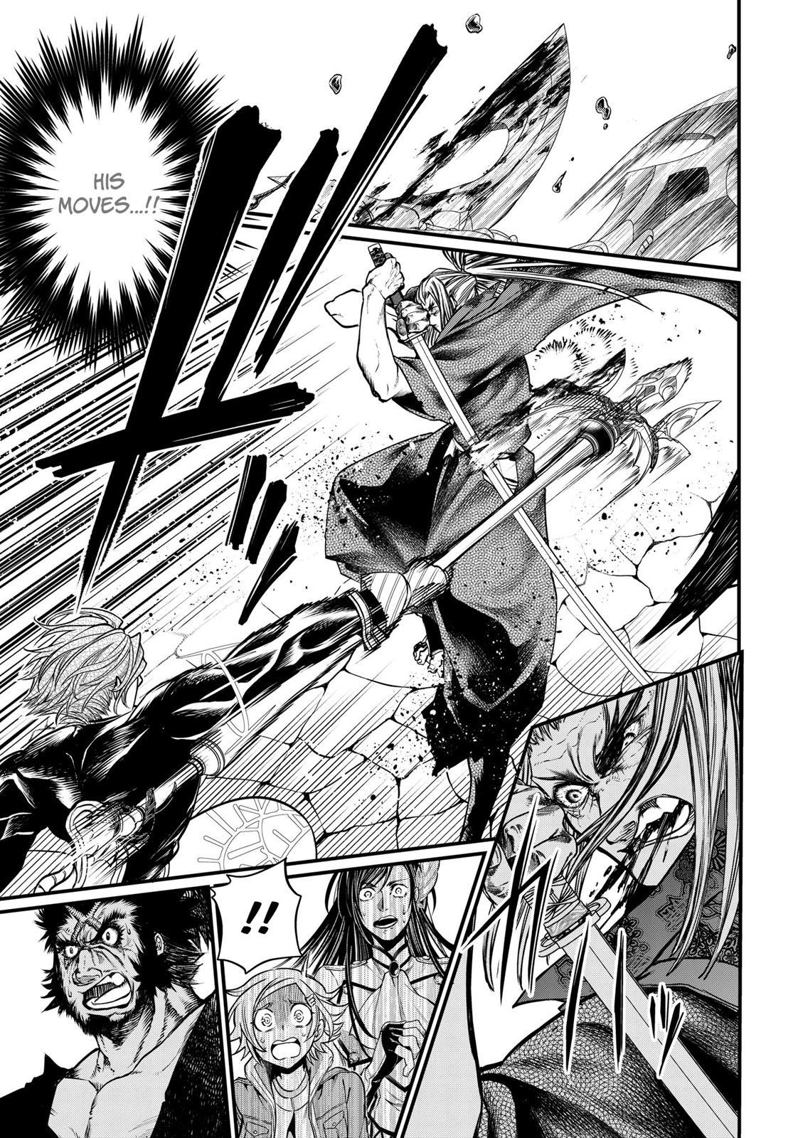 Shuumatsu no Valkyrie, Chapter 17 image 042