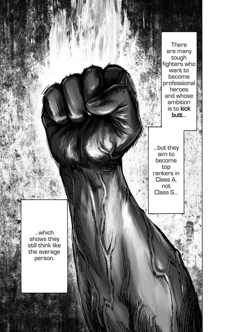 One-Punch Man, Chapter 120 image 019