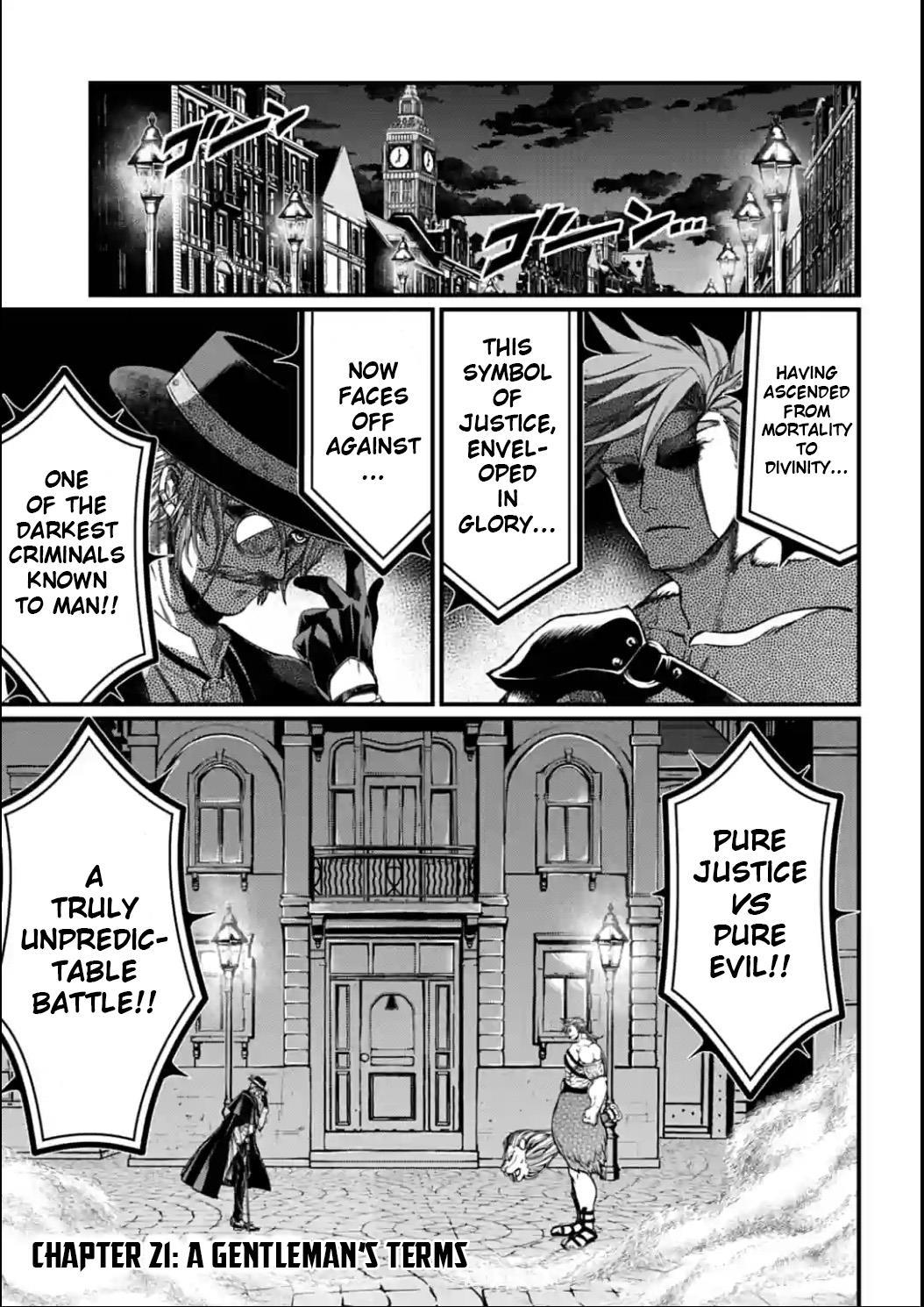 Shuumatsu no Valkyrie, Chapter 21 image 001