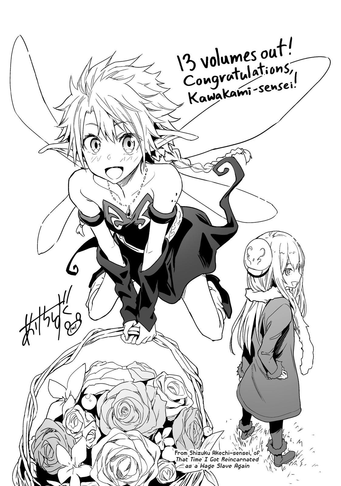 Tensei shitara Slime Datta Ken, Chapter 63.5 image 020