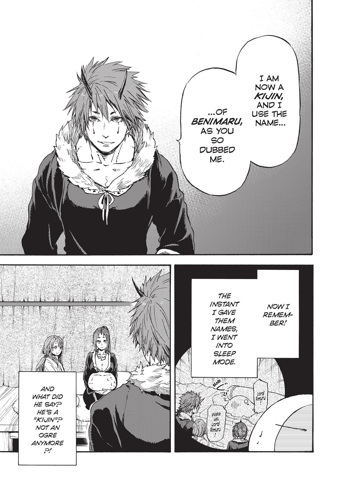 Tensei shitara Slime Datta Ken, Chapter 15 image 007