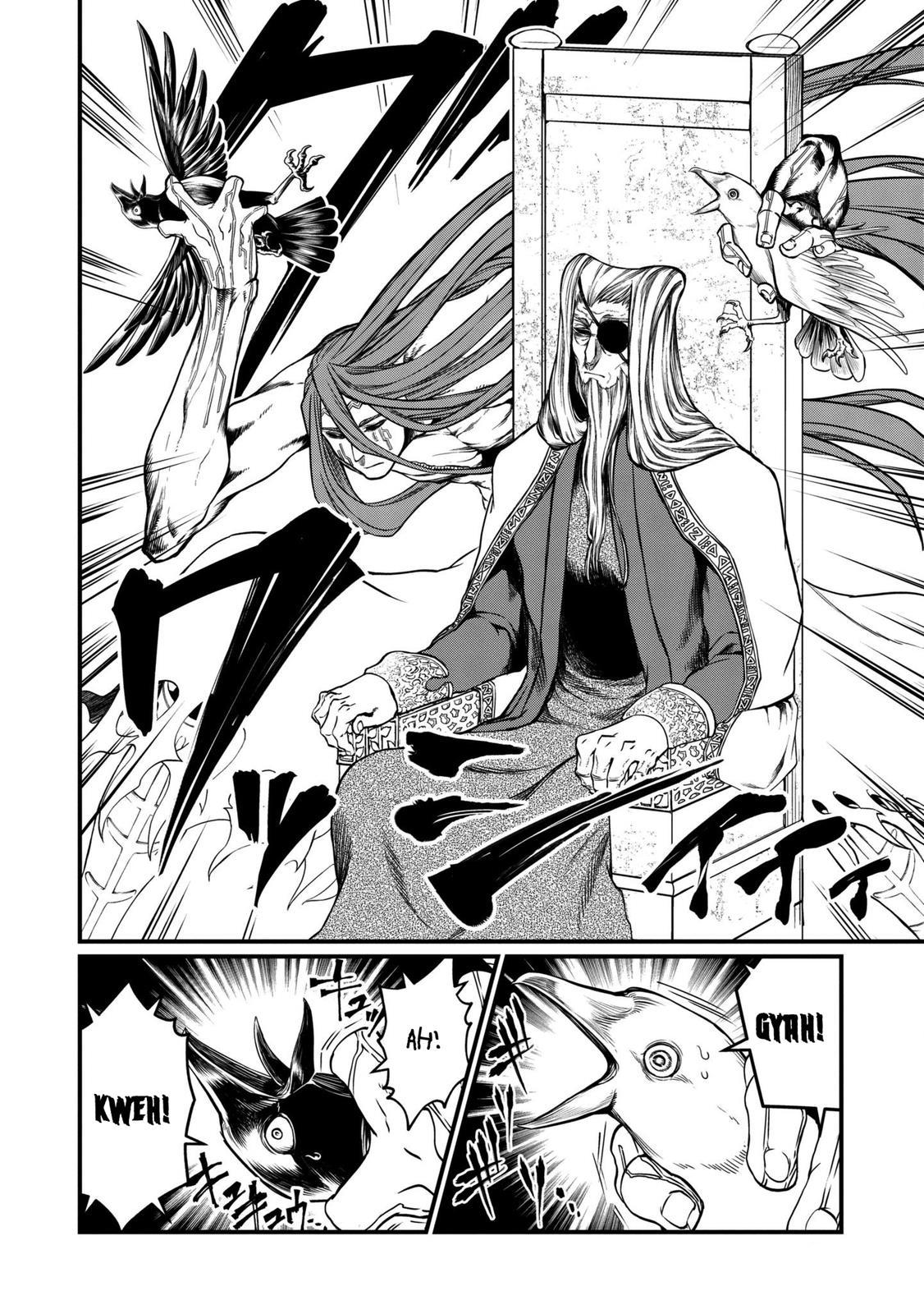 Shuumatsu no Valkyrie, Chapter 11 image 010