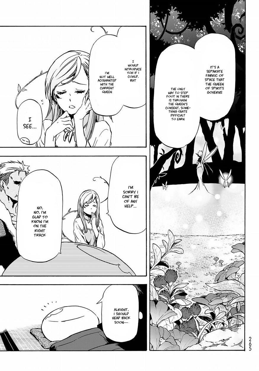 Tensei shitara Slime Datta Ken, Chapter 48 image 014