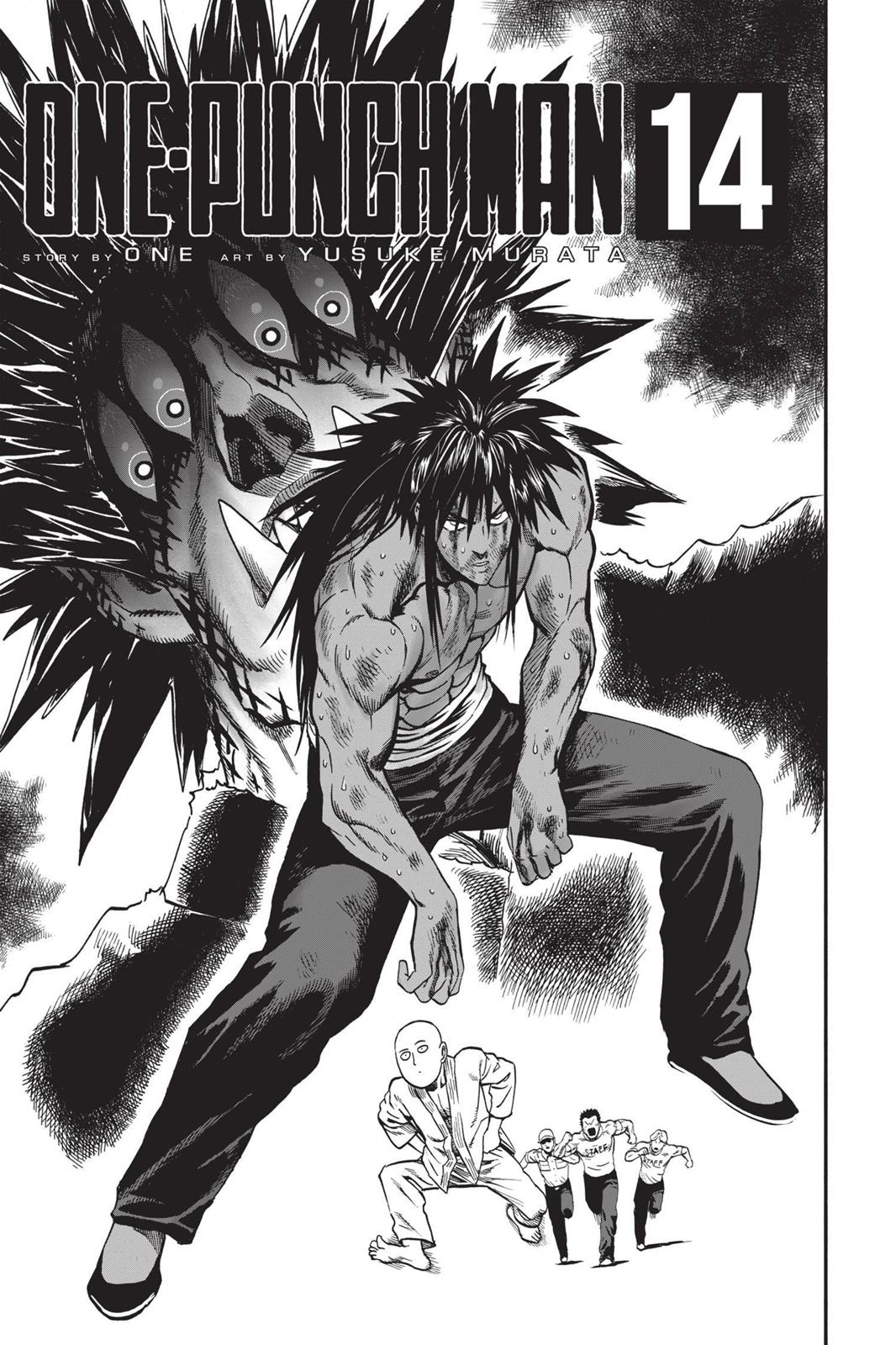 One-Punch Man, Chapter 72 image 004