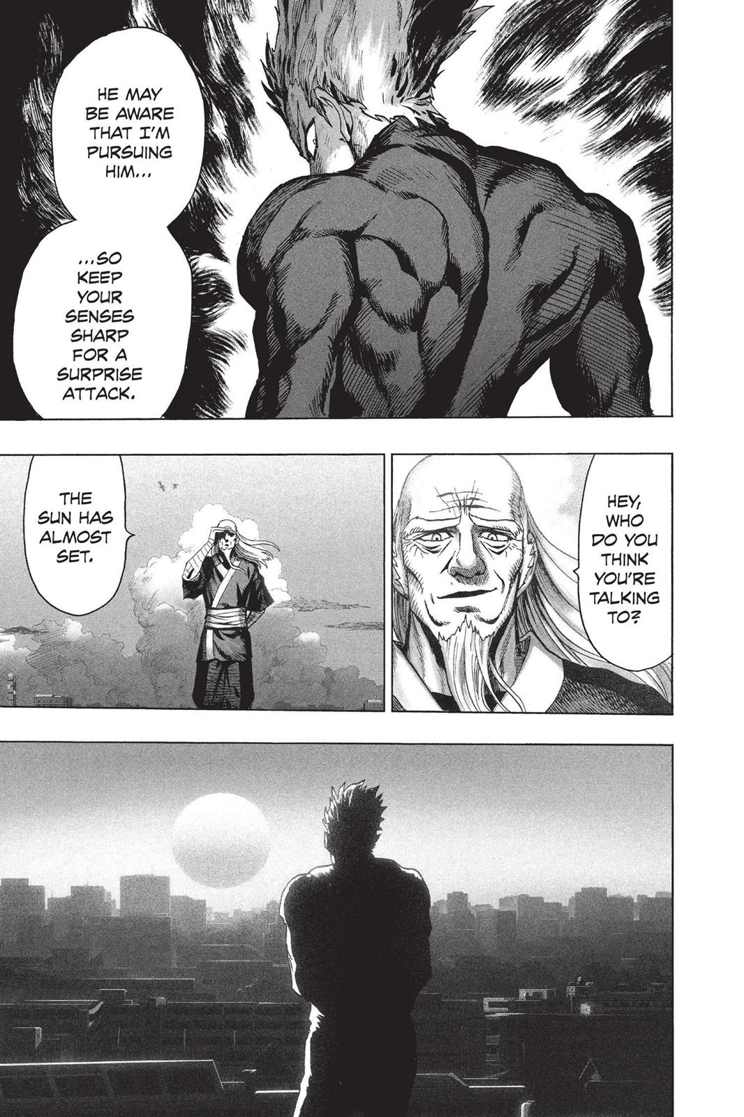 One-Punch Man, Chapter 78 image 037